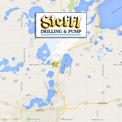 Steffl Drilling & Pump Located in Willmar Minnesota